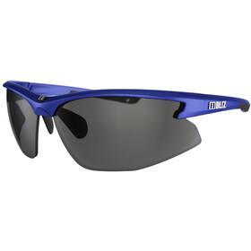 Bliz Motion M5 Bril, metallic blue/smoke with silver mirror